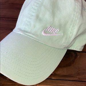 Mint Green Nike Hat